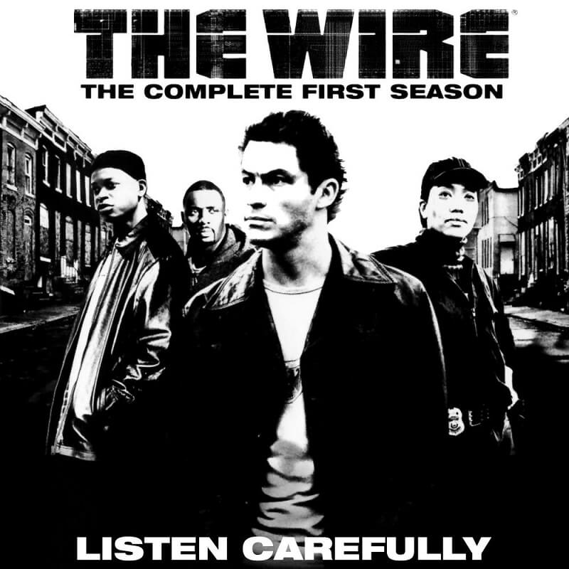 The Wire first season
