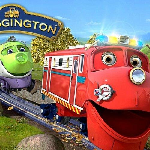 Children's toy trains